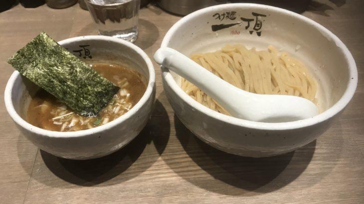 フラリーマンのグルメ記(中河白龍):つけ麺「一頂」(船橋市)